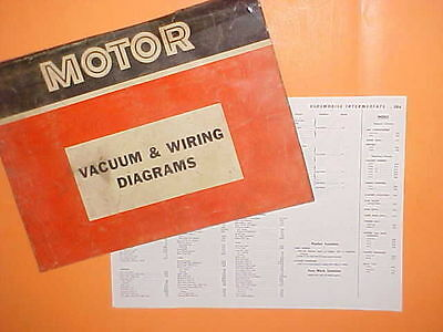 1967 1968 1969 1970 1971 oldsmobile cutlass s supreme 442 vacuum+wiring  diagrams