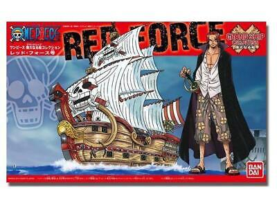 Bandai One Piece Kit - Grand Ship Collection - Red Force - Nip
