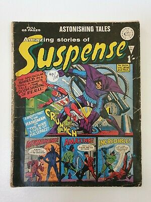 Astonishing Tales - Amazing Stories of Suspense - 86