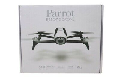 Parrot Bebop 2 1615477 White Quadcopter Drone
