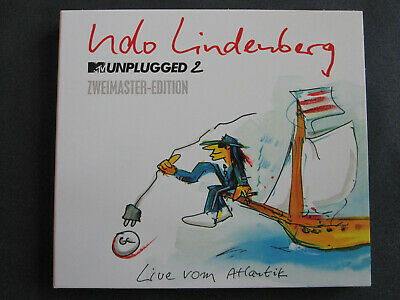 Udo Lindenberg - MTV Unplugged 2 - Live vom Atlantik - 2 CD