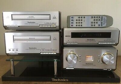 Technics HD-560 Stereo Stack System CD Tape Radio Amplifier