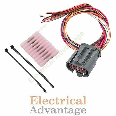 transmission wire harness repair kit for e4od solenoid block pack new  1989-1994