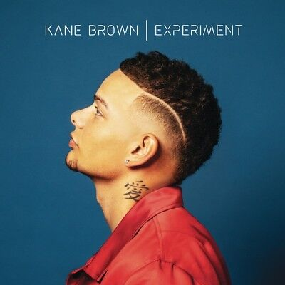 Kane Brown : EXPERIMENT (2018, CD)