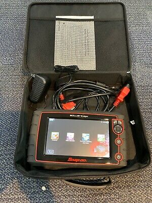 Snap On Solus Edge Automotive Diagnostic Scanner Software 15.4 in Case New Other
