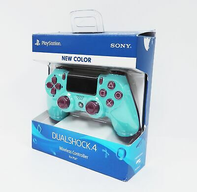 Sony DualShock 4 Wireless Controller PlayStation 4 CUH-ZCT2U Berry Blue