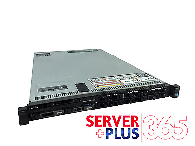 Dell PowerEdge R620 8Bay Server, 2x 2GHz 6 Core E5-2620, 32GB, 8x 1TB SATA, H310