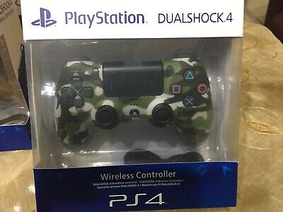 Sony Dualshock 4 Wireless Controller per PlayStation 4 - Glacier White