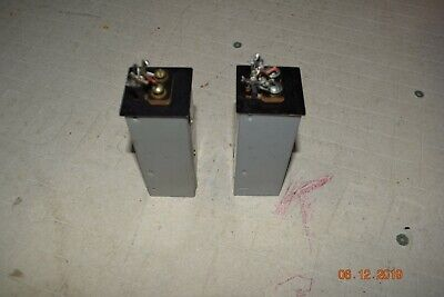 2 vintage 1950's western electric relays model 280-A