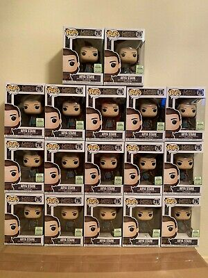 Funko Pop Game of Thrones Arya Stark ECCC 2019 Boxlunch Exclusive 76 - Free Ship