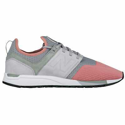 6f6fc1f8253 NEW BALANCE MEN'S 247 NEW AUTHENTIC Wolf Grey/Pink MRL247PK - $69.49 ...