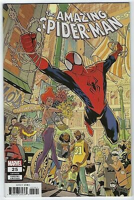 Amazing Spider-Man Vol 5 # 25 Gleason Variant Cover NM Ships July 10th