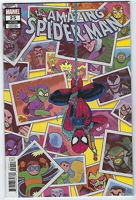 Amazing Spider-Man Vol 5 # 25 Hipp 1:25 Variant Cover NM Ships July 10th