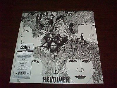 The Beatles,Revolver,2014 Apple/Capitol Mono Press.New Sealed !