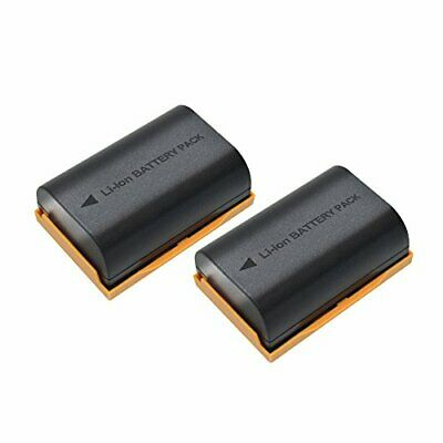 Bonacell 2 Pack 2600mAh LP-E6/LP-E6N Battery for Canon EOS 70D, EOS 80D NEW