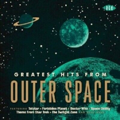 Greatest Hits From Outer Space  Cd New!