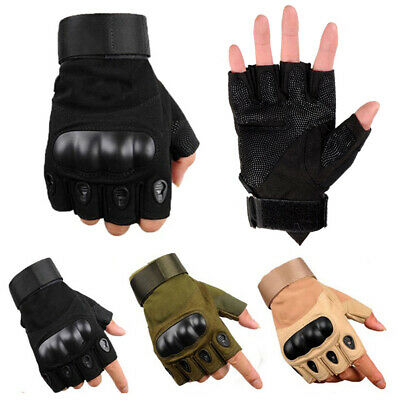 Tactical Military Wear Resistant Fingers Gloves for Shooting Bicycle Hiking New