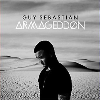 Guy Sebastian Armageddon CD NEW