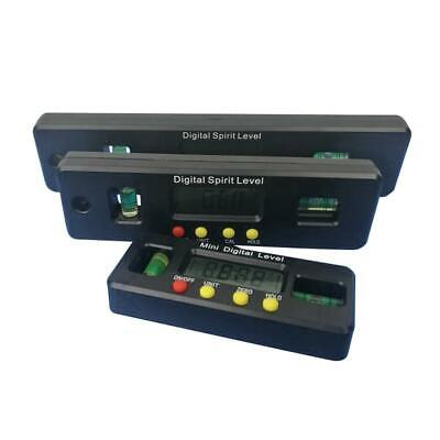 Magnetic Electronic Digital Display Level Horizontal Inclinometer Angle Ruler
