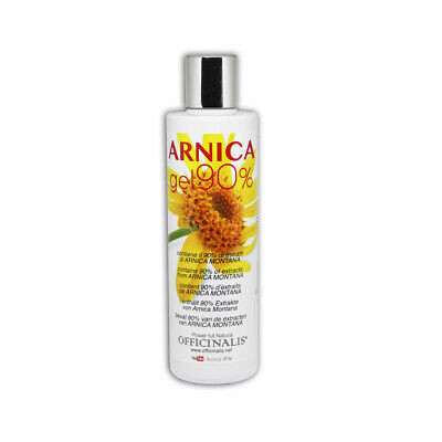 Officinalis Arnica 90% Gel Cavalli 250 Gr Antinfiammatorio,Distorsioni,Traumi