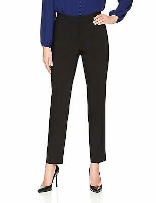 LARK & RO Slim The Curvy Fit Women's High Waisted Dress Pants Stretchy SIZE 4 S