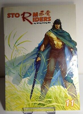 Storm Riders Book 11 by Wing Shing Ma - Unread