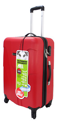 4 Wheel Spinner Ryanair Cabin Approved Trolley Hand Luggage Holdall Suitcase Bag