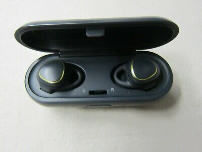 Samsung Gear IconX In Ear Only Wireless Headphones Gray Earbud SM-R150
