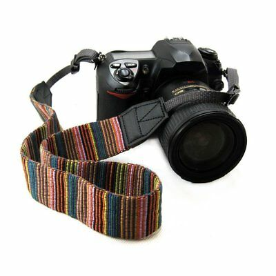 Vintage SLR DSLR Camera Shoulder Sling Belt Neck Strap for Nikon Canon Sony