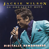 Jackie Wilson: 20 Greatest Hits NEW CD Original recording remastered Sealed Rar