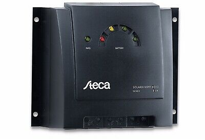 Steca Solarix MPPT 1010 Solar charge controller, Lowest Price On eBay