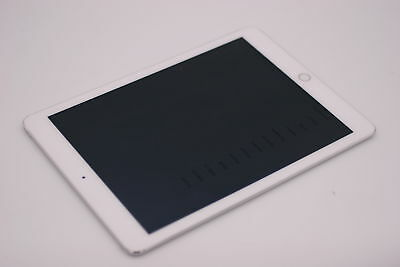"Apple iPad Air 2 Tablet 9.7"" Wi-Fi 16GB SILVER MGLW2LL/A iOS 11.0.3 (15A432)"