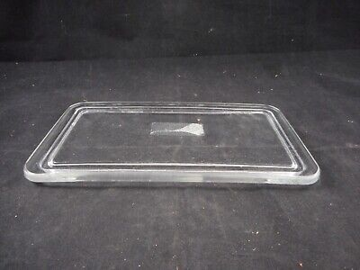 "WHEATON Glass 50 Slide Cover for 3"" x 1"" Slide Staining Dish 900402 1/PACK"