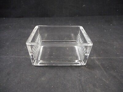 WHEATON Glass 10-20 Slide Rectangular Staining Dish Only 900170 1/PACK