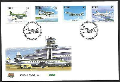 1999   FDC        IRISH COMMERCIAL AVIATION      An Post