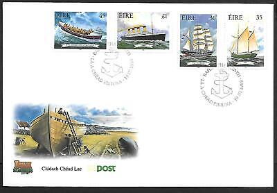 1999   FDC        MARITIME HERITAGE      An Post
