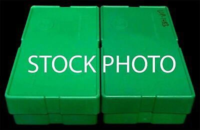 Lot of 2 Empty Green Monster Boxes Lightly Used Each Holds 500 Coins (No Silver)