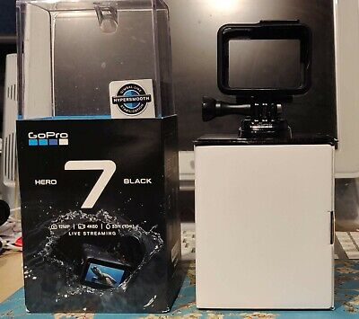 GoPro Hero 7 Black Edition Boxed, mint condition