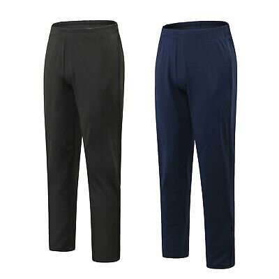 Ronhill Classic GT Trackster Mens Blue Athletic Running Track Pants Bottoms