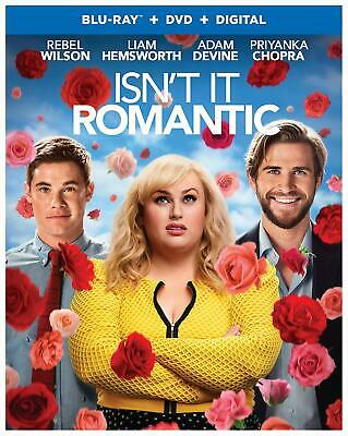 Isn't it romantic(BLU-RAY DISC ONLY NO DVD OR DIGITAL COPY)FREE SHIPPING!!!