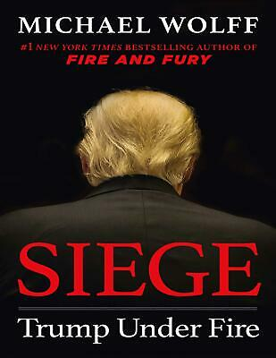 Siege: Trump Under Fire by Michael Wolff 2019 (E-B00K&AUDI0||E-MAILED) #11