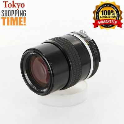 Nikon AI Nikkor 135mm F/3.5 Lens from Japan