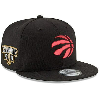 2019 Toronto Raptors New Era 9FIFTY NBA Finals Champions Snapback Hat Cap