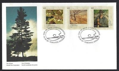 Canada  # 1561 abc    CANADA GROUP OF SEVEN   New 1995 Unaddressed