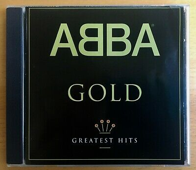 ABBA: GOLD - GREATEST HITS (Best Of CD Polar 1992) REMASTERED