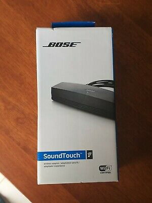 Brand New, Boxed Bose Soundtouch