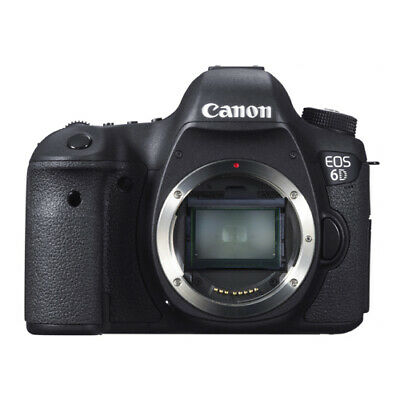 Canon EOS 6D Body Only WiFi Version (Multi Language) Nuevo
