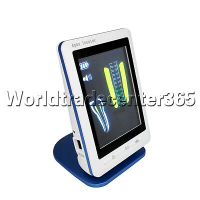 "Dental Endo Motor Apex Locator YS-RZ-C 4.5 ""LCD Screen Folding Root Canal Meter"