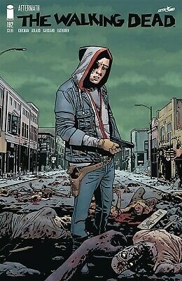 The Walking Dead #191 - 1St Print - Image - Bagged And Boarded. Free Uk P+P
