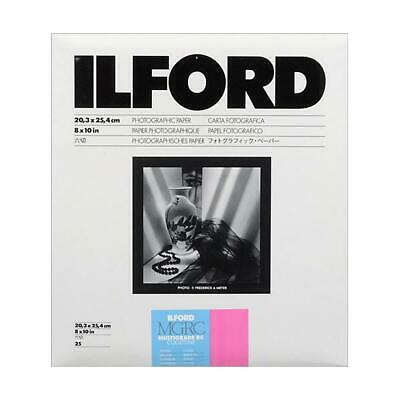 "Ilford Multigrade RC Cooltone VC BW Enlarging Paper, Pearl, 8x10"" - 25 Sheets"